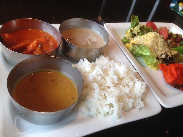 ミッドタウン東京 インド料理