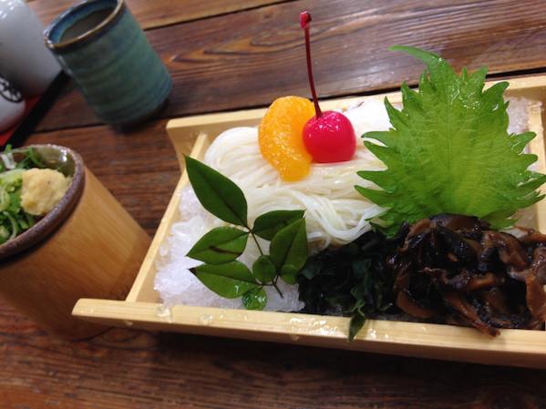 大神神社 素麺