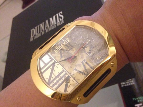 デュナミス 時計