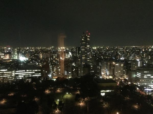 西新宿 ヒルトン東京 ランチ