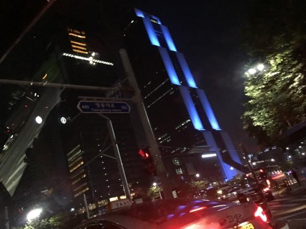 韓国 インターコンチネンタル ソウル COEX