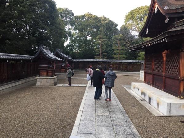 京都 方位除け 神社