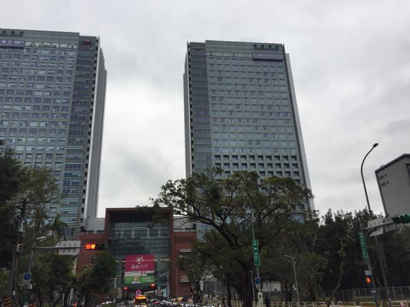 台湾 コートヤードマリオットバイ台北