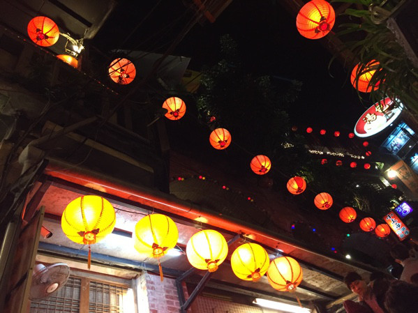 台湾 九份