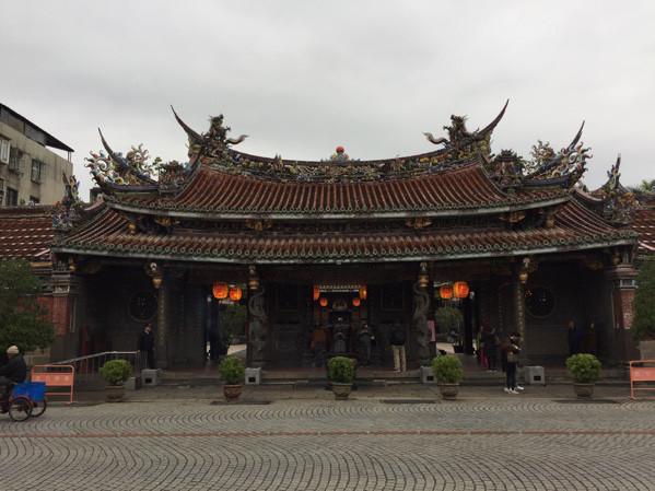台湾 パワースポット神社