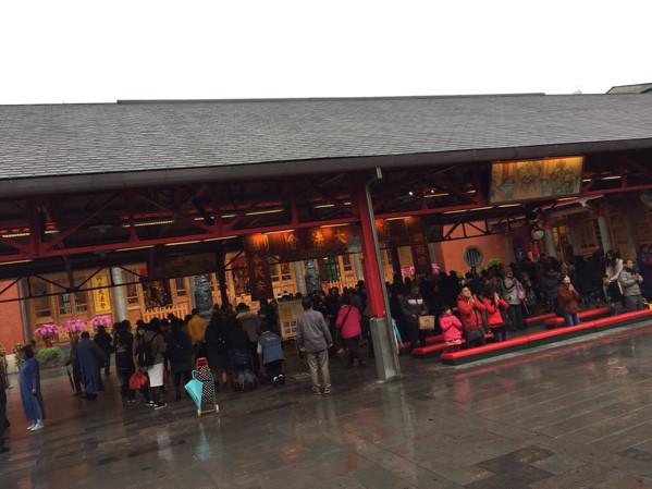 台湾 パワースポット お寺