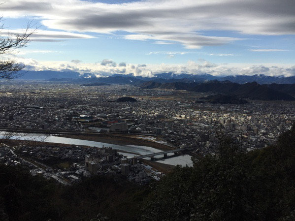 岐阜城 観光スポット