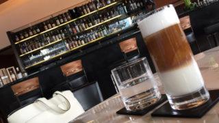 ブルガリ イル・バー 銀座カフェ