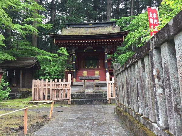 山梨北口本宮富士浅間神社
