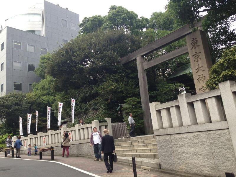 東京大神宮 パワースポット